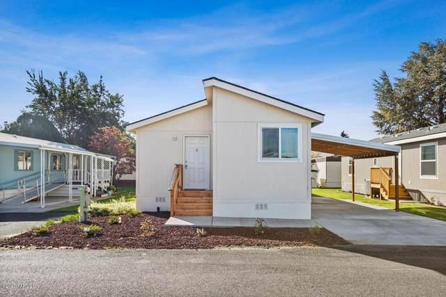 55 W Washington Ave # 146, Yakima, WA 98903 (MLS #20-2488) :: Candy Lea Stump | Keller Williams Yakima Valley