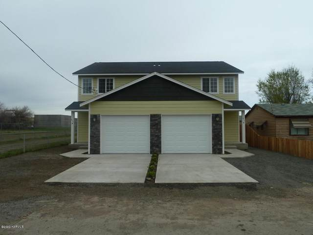 411 Rose St, Union Gap, WA 98903 (MLS #20-2492) :: Amy Maib - Yakima's Rescue Realtor