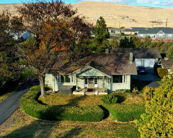 4309 Hillcrest Dr, Yakima, WA 98901 (MLS #20-2520) :: Heritage Moultray Real Estate Services