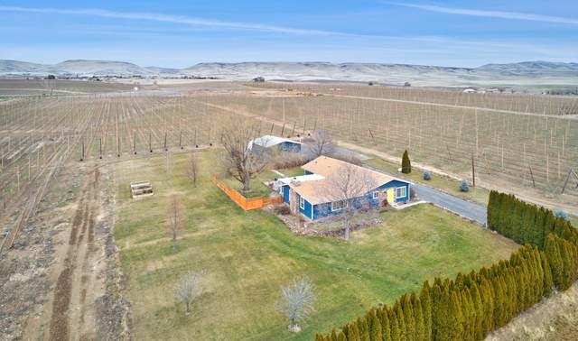 10061 Mieras Rd, Yakima, WA 98901 (MLS #20-254) :: Heritage Moultray Real Estate Services