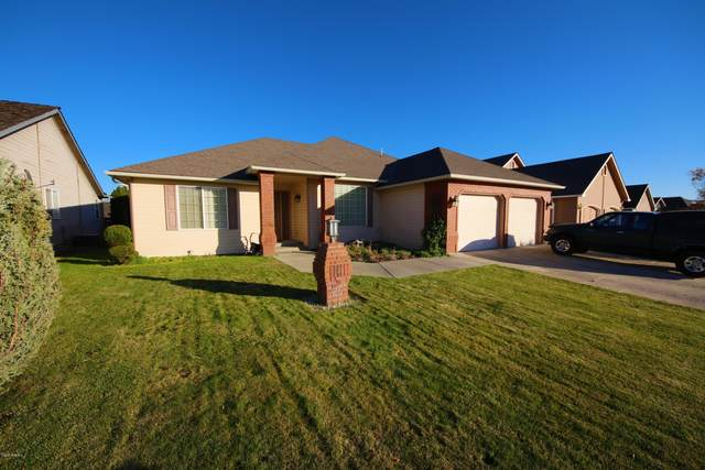 611 S 75th Ave, Yakima, WA 98908 (MLS #20-2544) :: Heritage Moultray Real Estate Services