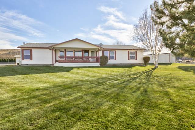40 Desmarais Rd, Moxee, WA 98936 (MLS #20-2582) :: Heritage Moultray Real Estate Services