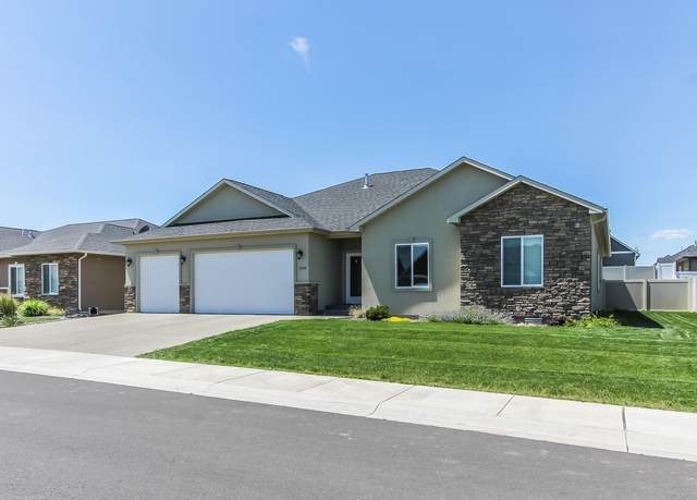 2106 Diamond Way, Yakima, WA 98903 (MLS #20-259) :: Amy Maib - Yakima's Rescue Realtor