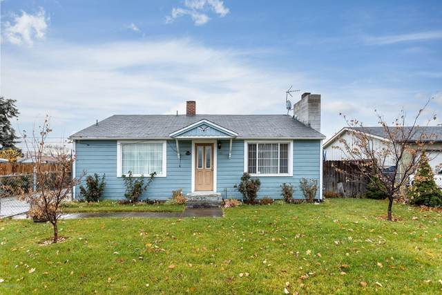 1311 Rock Ave, Yakima, WA 98902 (MLS #20-2621) :: Heritage Moultray Real Estate Services