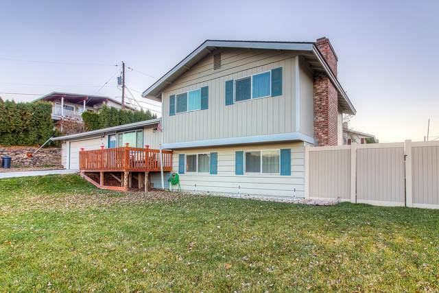 410 Hillcrest Dr, Selah, WA 98942 (MLS #20-2640) :: Heritage Moultray Real Estate Services