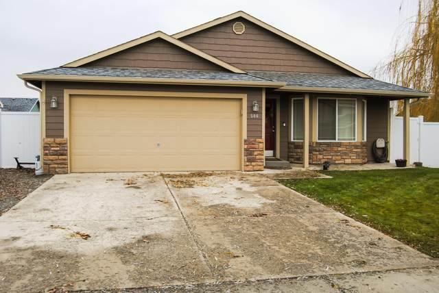 506 Horizon Ave, Moxee, WA 98936 (MLS #20-2645) :: Amy Maib - Yakima's Rescue Realtor