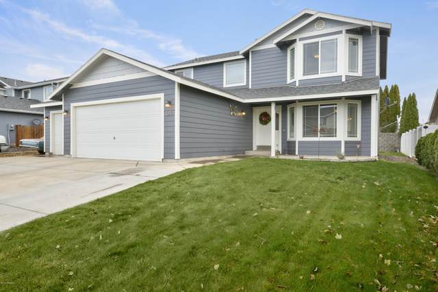 511 Baker St, Moxee, WA 98936 (MLS #20-2661) :: Heritage Moultray Real Estate Services