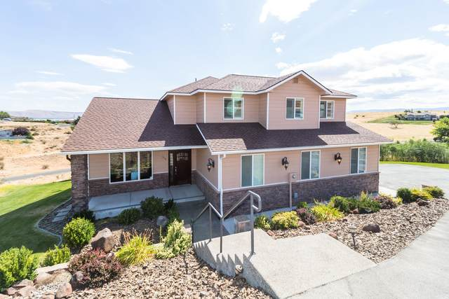514 Viewmont Dr, Yakima, WA 98908 (MLS #20-282) :: Heritage Moultray Real Estate Services