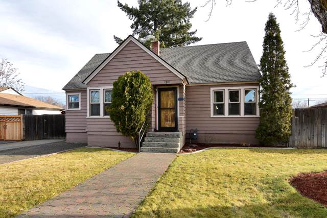 1311 S 9th Ave, Yakima, WA 98902 (MLS #20-29) :: Heritage Moultray Real Estate Services