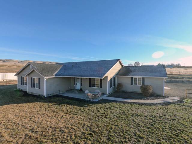10923 Mieras Rd, Yakima, WA 98901 (MLS #20-291) :: Heritage Moultray Real Estate Services
