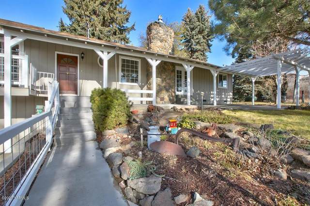 910 Weikel Rd, Yakima, WA 98908 (MLS #20-314) :: Heritage Moultray Real Estate Services