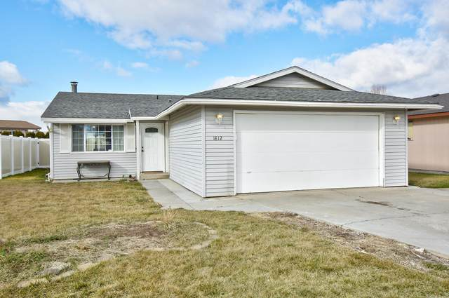 1812 Pickens Lp, Yakima, WA 98908 (MLS #20-320) :: Heritage Moultray Real Estate Services