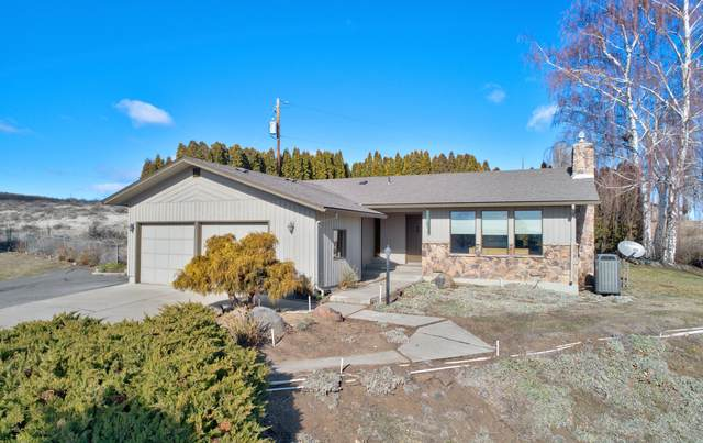 190 Rippee Ln, Yakima, WA 98908 (MLS #20-325) :: Heritage Moultray Real Estate Services
