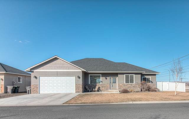 7201 Crown Crest Ave, Yakima, WA 98903 (MLS #20-331) :: Heritage Moultray Real Estate Services
