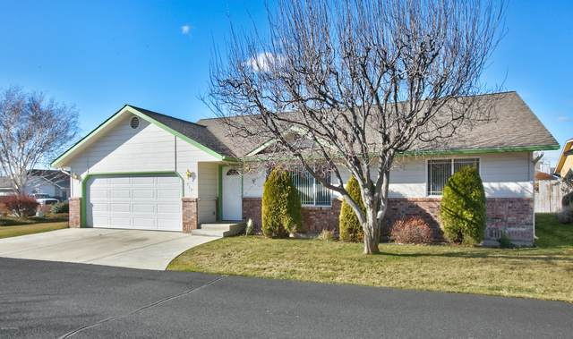 719 S 73rd Ave, Yakima, WA 98908 (MLS #20-357) :: Heritage Moultray Real Estate Services