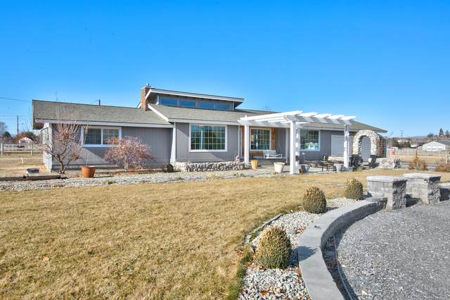 180 N Johnson Rd, Selah, WA 98942 (MLS #20-365) :: Heritage Moultray Real Estate Services