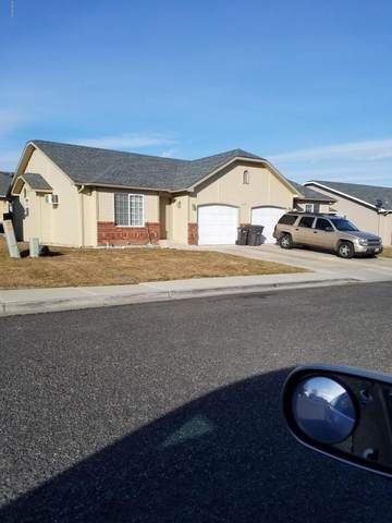 2205 Lila Ave, Yakima, WA 98902 (MLS #20-387) :: Heritage Moultray Real Estate Services