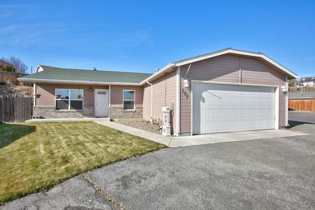 502 N 77th Ave, Yakima, WA 98908 (MLS #20-394) :: Heritage Moultray Real Estate Services
