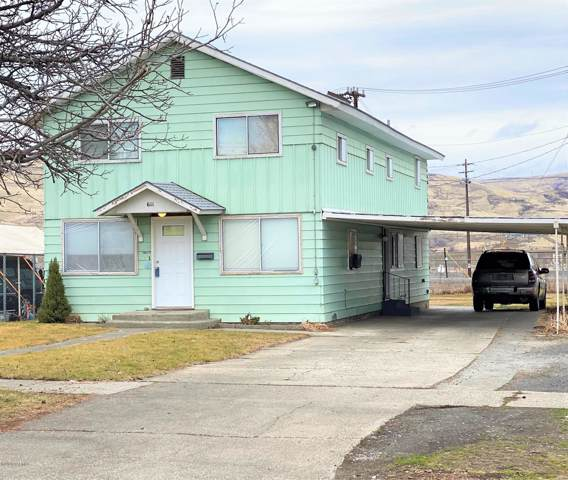 611 N 7TH St, Yakima, WA 98901 (MLS #20-42) :: Joanne Melton Real Estate Team