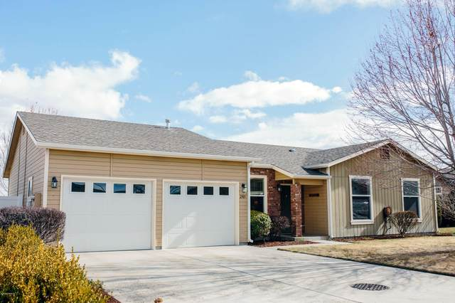 2303 S 79th Ave, Yakima, WA 98903 (MLS #20-455) :: Heritage Moultray Real Estate Services