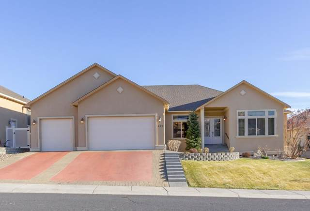 609 N 74th Ave, Yakima, WA 98908 (MLS #20-48) :: The Lanette Headley Home Group