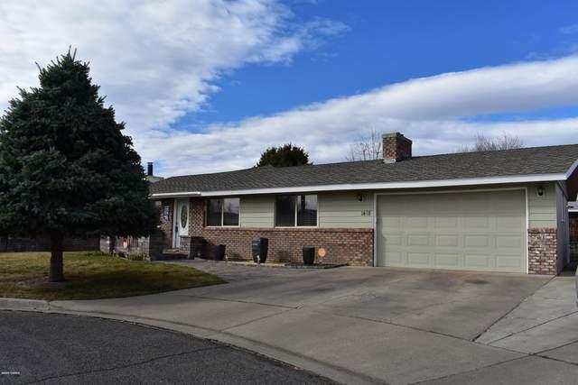 1418 S 28th Ave, Yakima, WA 98902 (MLS #20-518) :: Joanne Melton Real Estate Team