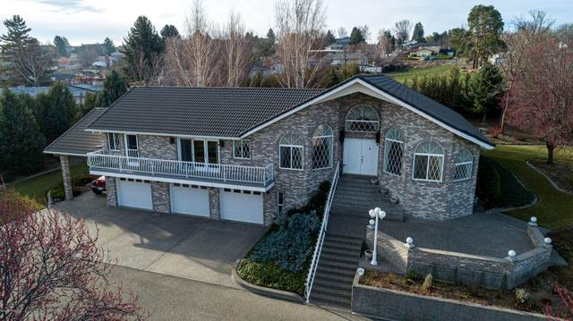 607 Wheeler Ave, Sunnyside, WA 98944 (MLS #20-523) :: Heritage Moultray Real Estate Services
