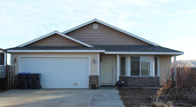 504 Millenium Ave, Moxee, WA 98936 (MLS #20-549) :: The Lanette Headley Home Group
