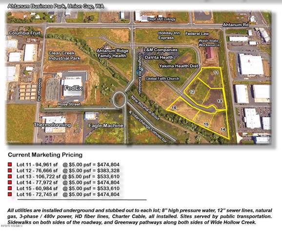 NNA Business Parkway/Ahtanum Ridge Dr #13, Union Gap, WA 98903 (MLS #20-56) :: Heritage Moultray Real Estate Services