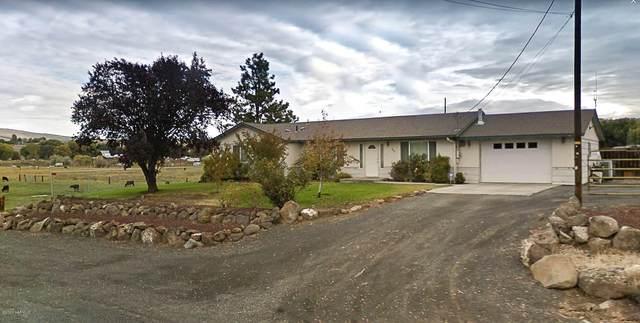 1601 E Selah Rd, Yakima, WA 98901 (MLS #20-565) :: Heritage Moultray Real Estate Services