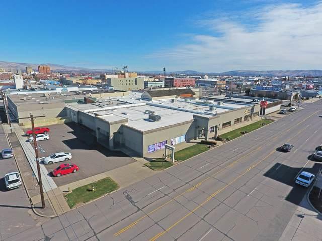 411 W Yakima Ave, Yakima, WA 98902 (MLS #20-567) :: Heritage Moultray Real Estate Services