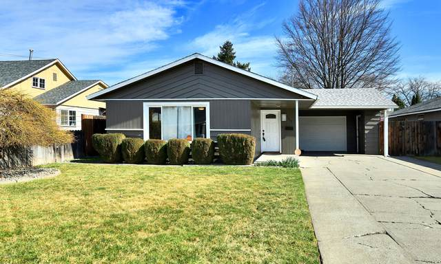 1203 S 11th Ave, Yakima, WA 98902 (MLS #20-578) :: Heritage Moultray Real Estate Services