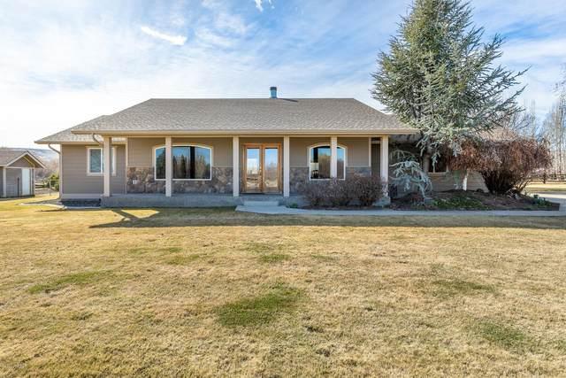 12100 Rutherford Rd, Yakima, WA 98908 (MLS #20-590) :: Amy Maib - Yakima's Rescue Realtor