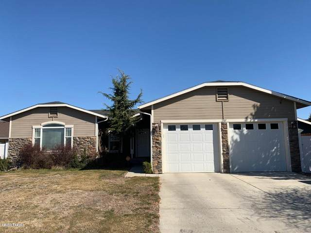 2307 S 80th Ave, Yakima, WA 98903 (MLS #20-596) :: Heritage Moultray Real Estate Services