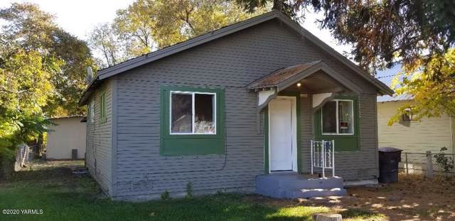907 N Naches Ave, Yakima, WA 98901 (MLS #20-61) :: Heritage Moultray Real Estate Services