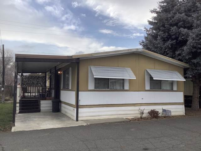 2700 Fruitvale Blvd #22, Yakima, WA 98902 (MLS #20-65) :: Heritage Moultray Real Estate Services