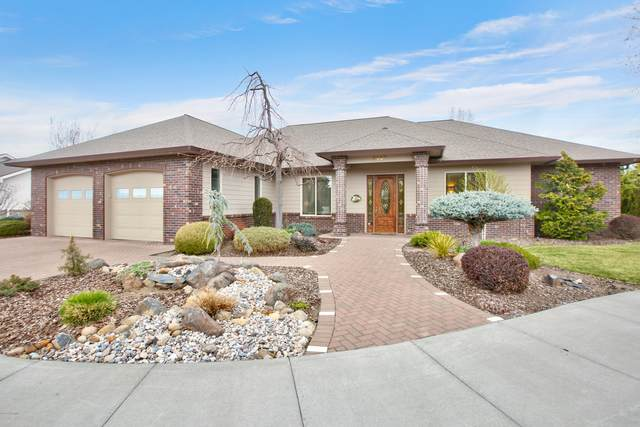 9107 Honeycrisp Ct, Yakima, WA 98903 (MLS #20-662) :: Amy Maib - Yakima's Rescue Realtor