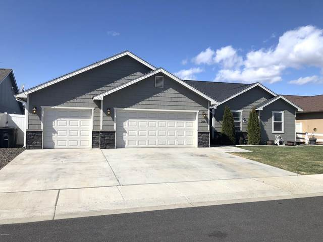 2016 S 59th Ave, Yakima, WA 98903 (MLS #20-681) :: Heritage Moultray Real Estate Services