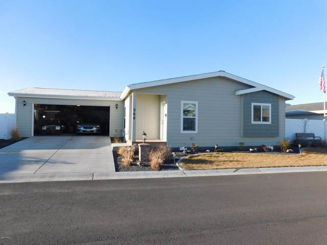 200 Bridle Way #268, Yakima, WA 98901 (MLS #20-682) :: Heritage Moultray Real Estate Services
