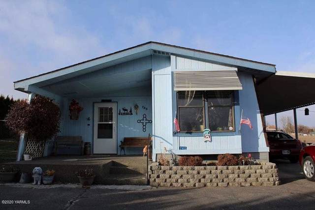 740 Lancaster Rd, Selah, WA 98942 (MLS #20-69) :: Joanne Melton Real Estate Team