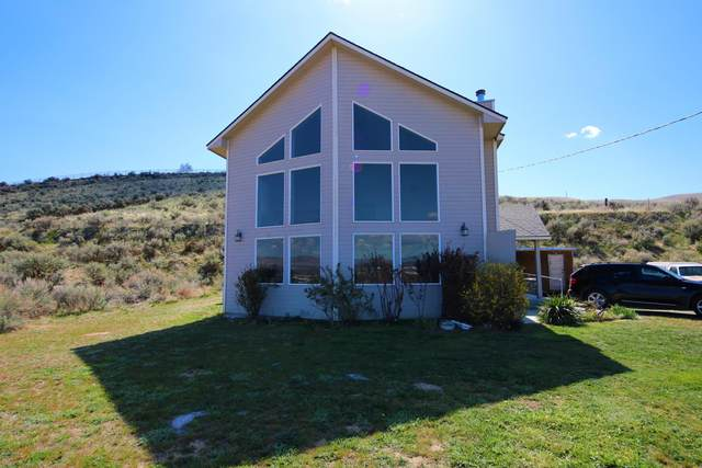 702 Hillside Dr, Yakima, WA 98903 (MLS #20-697) :: Heritage Moultray Real Estate Services