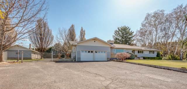 471 N Bonair Rd, Zillah, WA 98953 (MLS #20-700) :: Heritage Moultray Real Estate Services