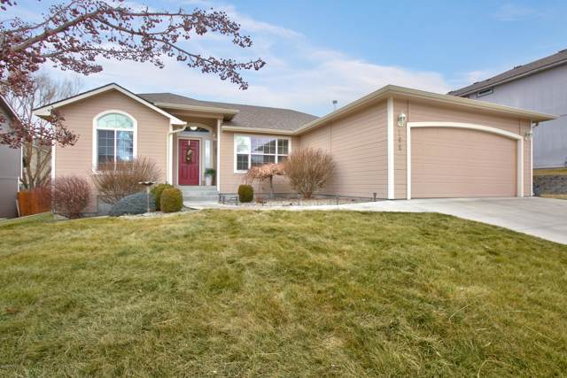 806 Mt Aix Way, Yakima, WA 98901 (MLS #20-78) :: Joanne Melton Real Estate Team