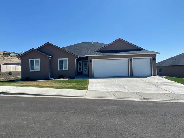 213 N 90th Ave, Yakima, WA 98908 (MLS #20-830) :: Heritage Moultray Real Estate Services