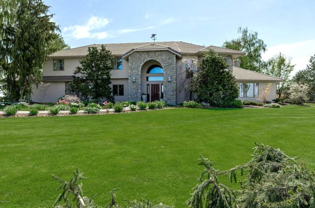1150 Tear Rd, Grandview, WA 98930 (MLS #20-843) :: Joanne Melton Real Estate Team