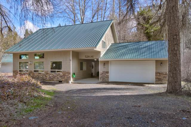 172 Wapiti Run Ln, Naches, WA 98937 (MLS #20-910) :: Heritage Moultray Real Estate Services