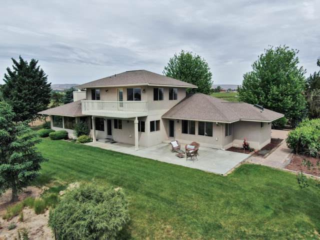 400 S Bonair Rd, Zillah, WA 98953 (MLS #20-944) :: Heritage Moultray Real Estate Services