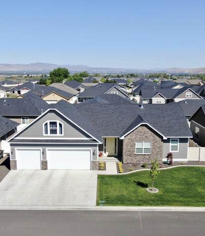 2107 S 79th Ave, Yakima, WA 98903 (MLS #20-950) :: Heritage Moultray Real Estate Services
