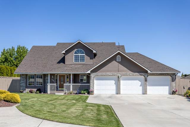 109 N 93rd Ave, Yakima, WA 98908 (MLS #20-953) :: Heritage Moultray Real Estate Services