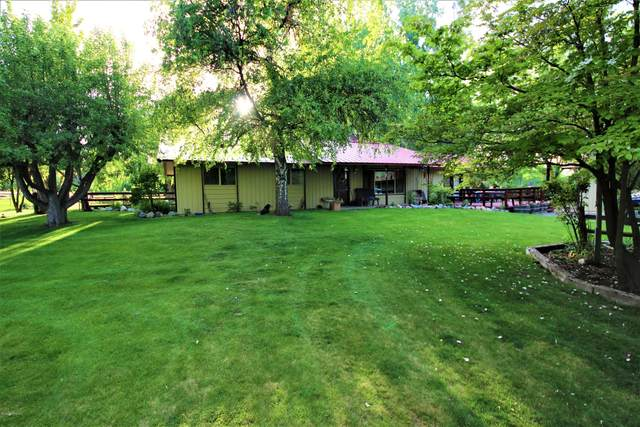 760 Lynch Ln, Yakima, WA 98903 (MLS #20-980) :: Heritage Moultray Real Estate Services